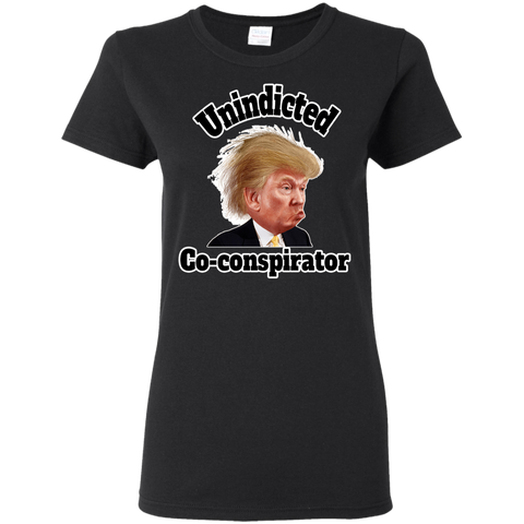 Unindicted Co-conspirator Ladies T-Shirt