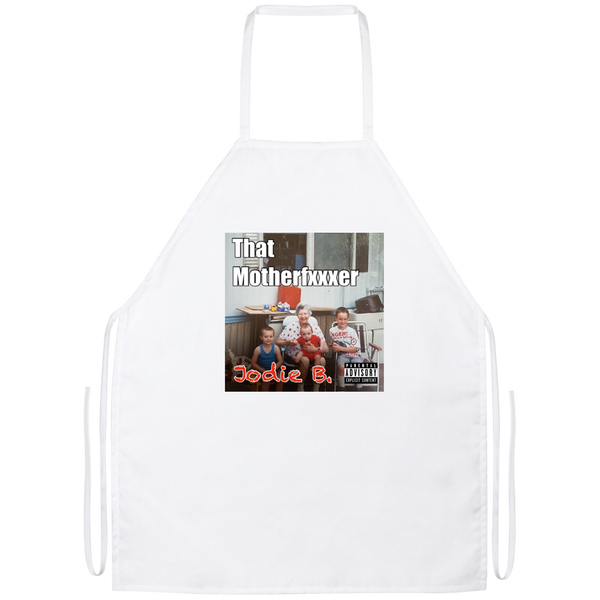 Po' Boys Podcast Apron