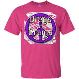 Dregs of Craigs Cotton T-Shirt