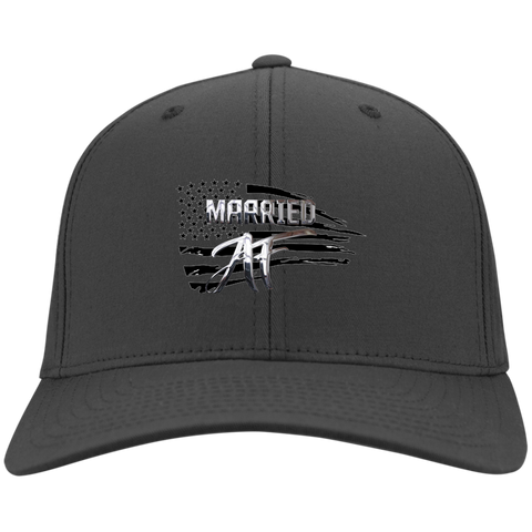 MARRIED AF PODCAST Twill Cap