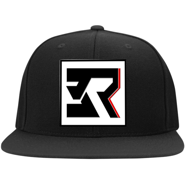 Random Ramblings w/Rob Flat Bill High-Profile Snapback Hat