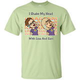 I Shake My Head Cotton T-Shirt