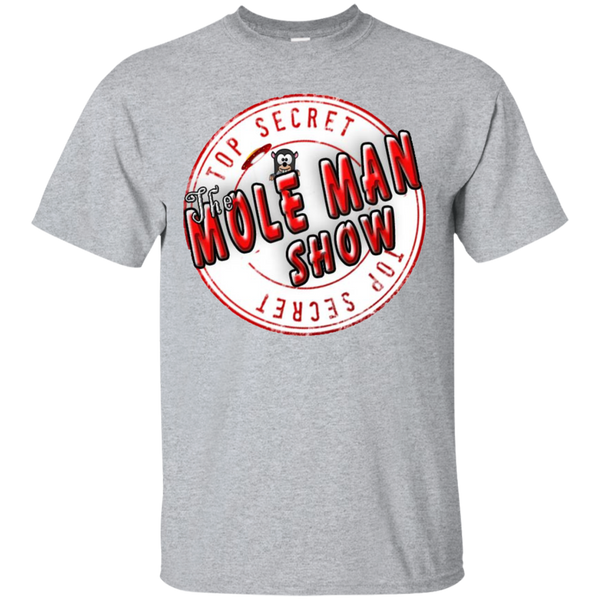 The Mole Man Show T-Shirt
