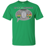 Off Colored Discussions Podcast Cotton T-Shirt