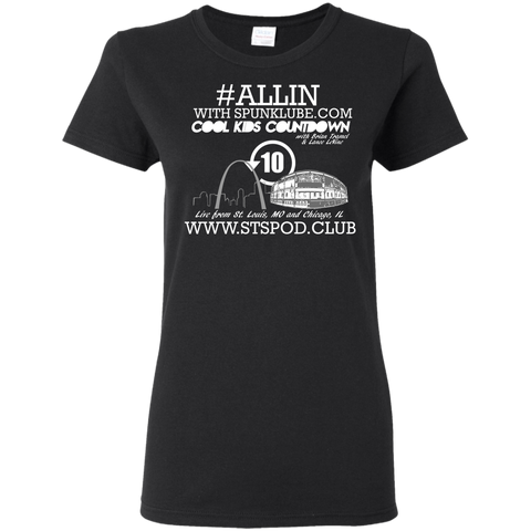ALLIN CKC Ladies T-Shirt