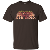 Between Two Rocks Cotton T-Shirt