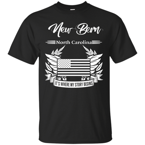 New Bern Cotton T-Shirt