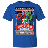 Mario Vs Luigi Ultra Cotton T-Shirt