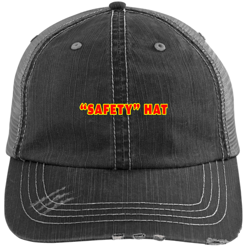 Safety Hat Trucker Cap