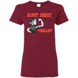 Blunt Mommy Podcast Ladies T-Shirt