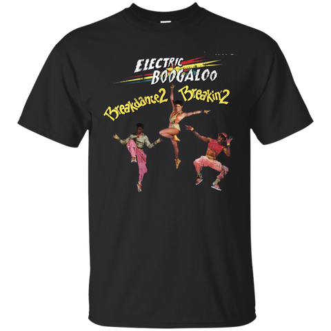 Break Dance Parity Cotton T-Shirt