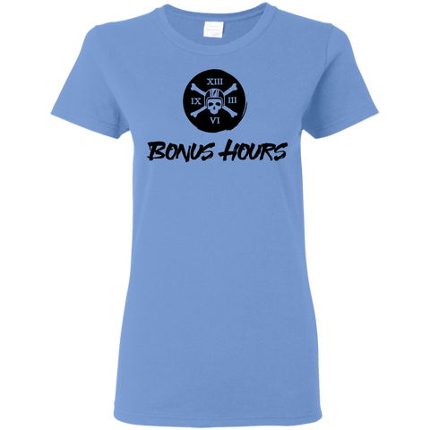 The Bonus Hours Cotton T-Shirt