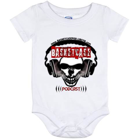 Basketcase Podcast onesie 12 Month