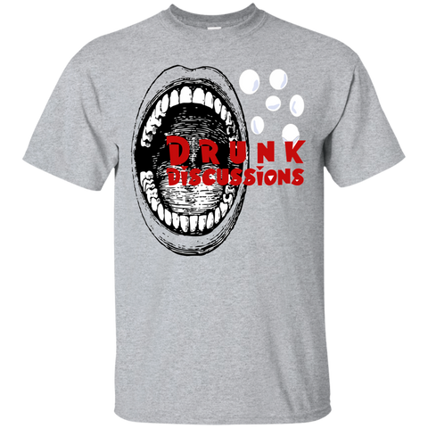 The Drunk Discussions Podcast T-Shirt