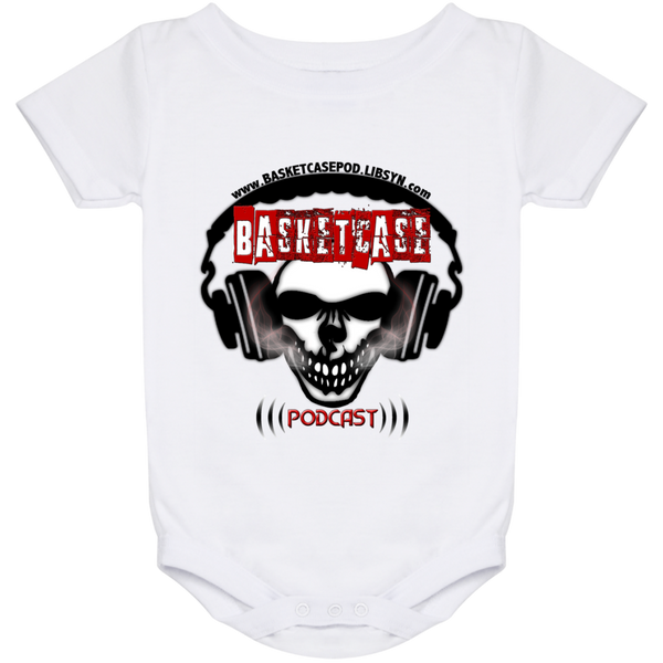 Basketcase Podcast onesie 24 Month