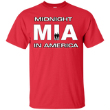 Midnight In America Cotton T-Shirt