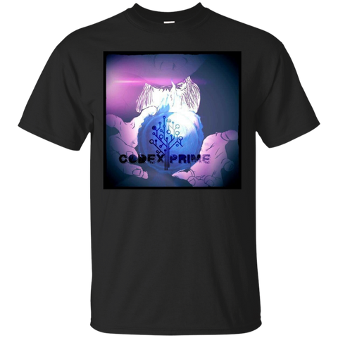 Codex Prime Podcast Cotton T-Shirt