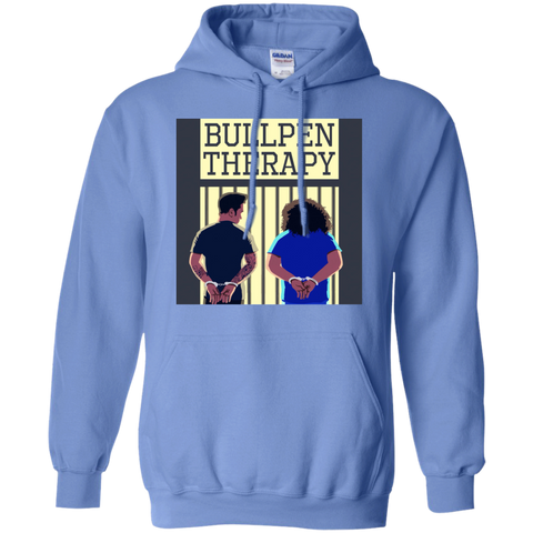 Bullpen Therapy Podcast Pullover Hoodie