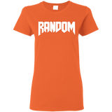 Random Ramblings w/Rob Ladies T-Shirt