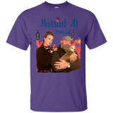 MARRIED AF PODCAST Cotton T-Shirt