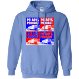 Po' Boys Podcast Pullover Hoodie