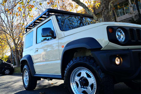 Suzuki JB74 Jimny Accessories