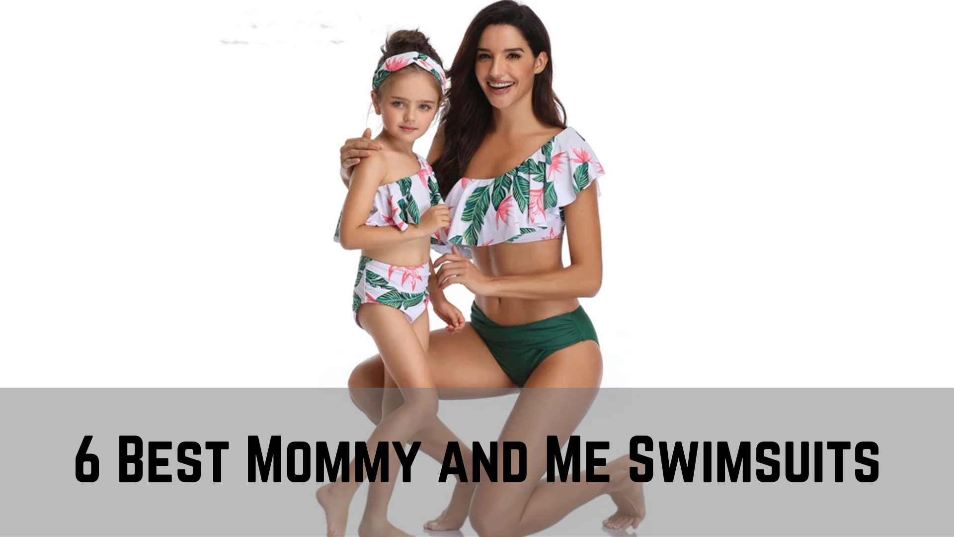 6 Best Mommy and Me Swimsuits
