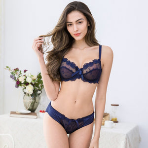 Sexy Slim Lace Lingerie Sets - WOMENEXY