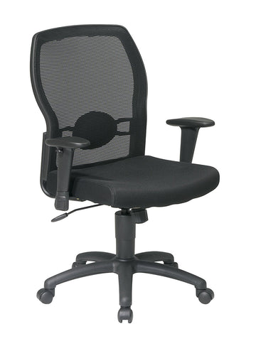 Work Smart 599302-30 Woven Mesh Back Chair