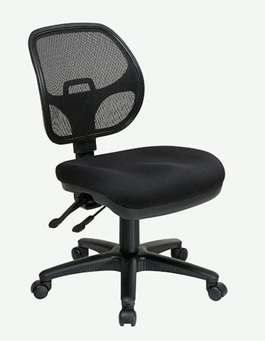 Office Star Pro-Line II 2902-30 Ergonomic Task Chair  with ProGrid® Back - Peazz Furniture