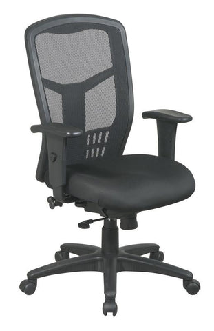 Office Star Pro-Line II 90662-30 ProGrid® High Back Managers Chair - Peazz Furniture