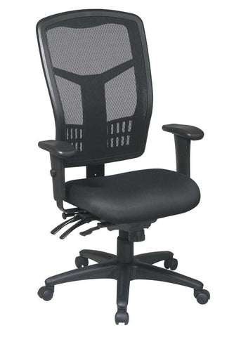 Office Star Pro-Line II 92892-30 ProGrid® High Back Managers Chair - Peazz Furniture