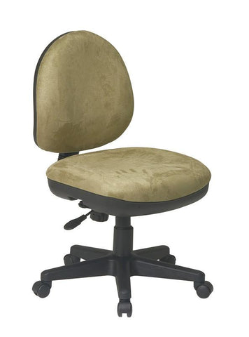 Office Star Products DH3400-A Contemporary Task Chair with Flex Back - Peazz Furniture