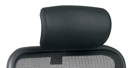 Office Star Space Seating HRL818 Optional Leather Headrest. Fits 818 Series Only. - Peazz Furniture