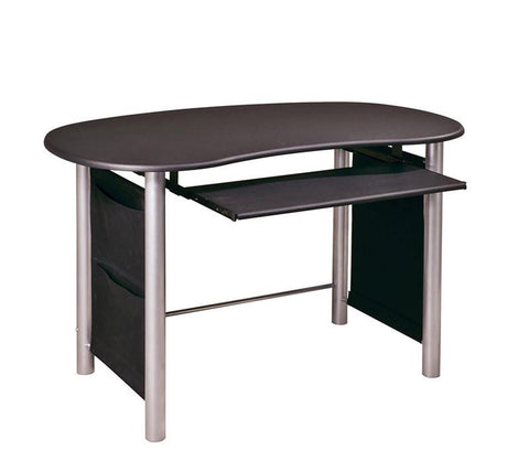 Office Star OSP Designs MM01BK Multi-Media Computer Desk - Peazz Furniture