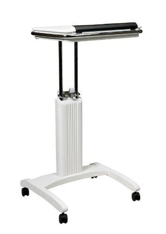 Pro-Line II / OSP Designs PSN620 Precision Laptop Stand in White Finish - Peazz Furniture