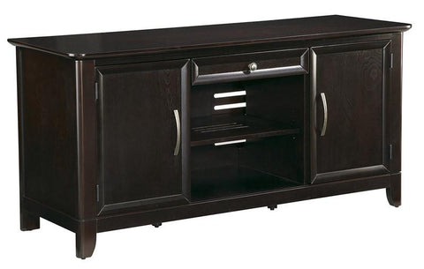 "Office Star OSP Designs TV3254NES 54"" Claremont TV Stand - Peazz Furniture"