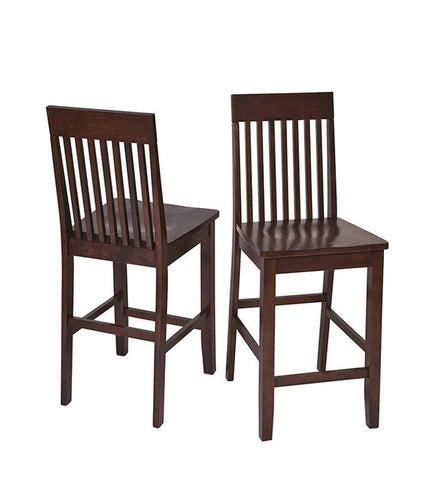 Office Star OSP Designs WB424 Westbrook 2pk Barstools - Peazz Furniture
