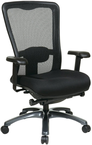 Office Star Pro-Line II 97720-30 ProGrid High Back Chair - Peazz Furniture