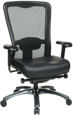 Office Star Pro-Line II 97728-EC3 ProGrid High Back Chair - Peazz Furniture