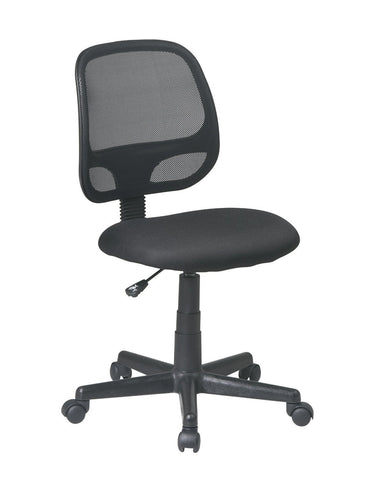 Office Star Work Smart EM20200-3 Screen Back Task Chair - Peazz Furniture
