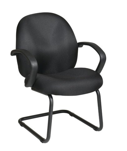 Work Smart EX2655-231 Matching Conference / Visitor Chair to EX2654 and EX2651 - Peazz.com