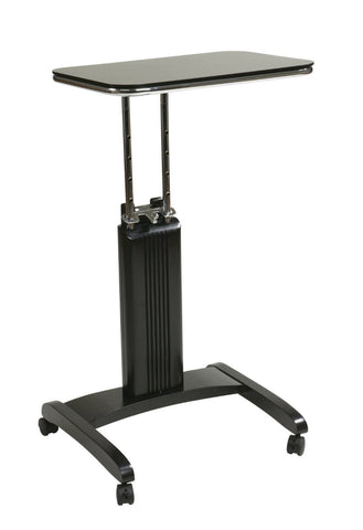 Pro-Line II / OSP Designs PSN625 Precision Laptop Stand in Black Finish - Peazz Furniture
