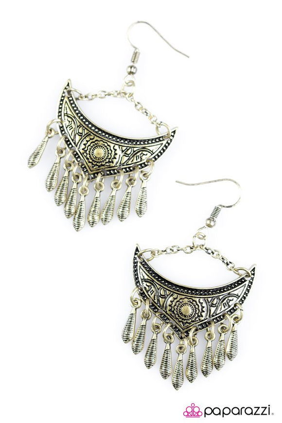 paparazzi jewelry earrings tagged brass marissa 39 s bling on a budget. Black Bedroom Furniture Sets. Home Design Ideas
