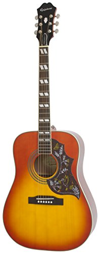 Epiphone HUMMINGBIRD PRO Solid Top Acoustic/Electric  Guitar