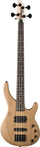 Washburn Signature Series Stu Hamm (USA) SHBH3N Electric Bass, The Hammer, Natural Matte