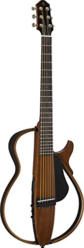 Yamaha SLG200S Steel String Silent Guitar, Natural