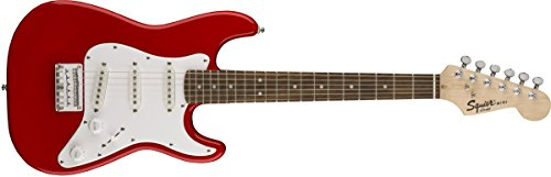 Squier by Fender Mini Strat  - Rosewood Fingerboard  - Torino Red
