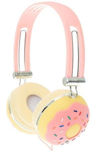 Claire's Girl's Sprinkle Donut Headphones