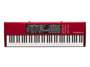 Nord Electro 4 HP 73-Key Velocity Sensitive Hammer Action Portable Keyboard, with 6 Octaves, E-E